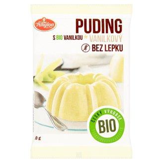Amylon Organic Vanilla Pudding Powder Gluten Free 40 g
