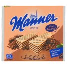 Manner Crisp Wafers with Chocolate Filling 75 g