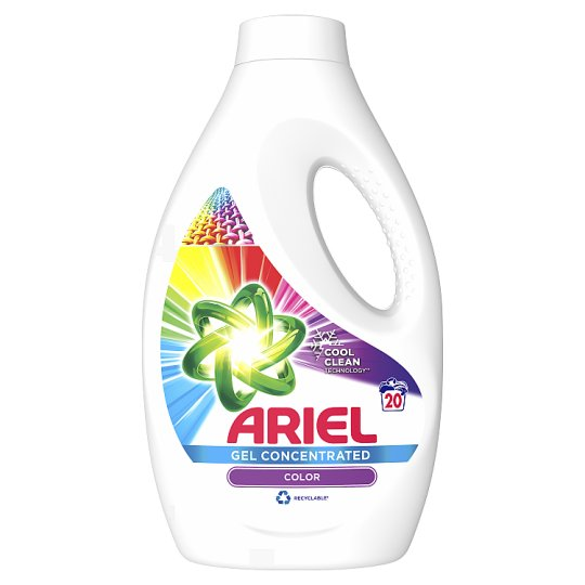 Ariel Color 1,1 l Na 20 Praní