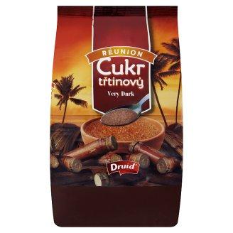 Druid Réunion trstinový prírodný cukor very dark 1 kg