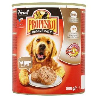 Propesko Kompletné krmivo pre dospelé psy s hovädzinou a zverinou 800 g