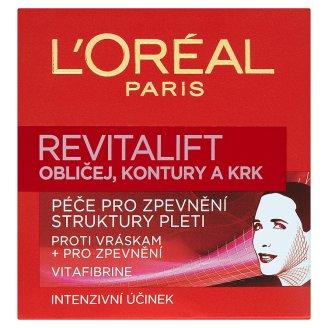 L'Oréal Paris Revitalift Starostlivosť pre spevnenie štruktúry pleti 50 ml