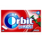 Wrigley's Orbit For Kids! Strawberry Sugarfree Chewing Gum with Strawberry Flavour 27 g