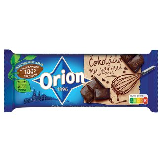 ORION Chocolate for Cooking 100 g