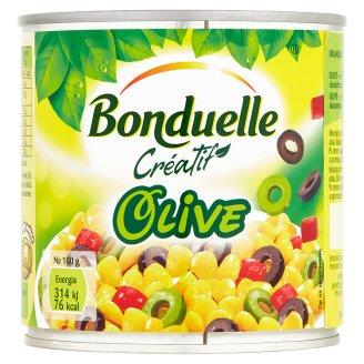 Bonduelle Créatif Olive Vegetable Mixture in Mild Brine 310 g
