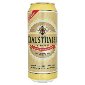 Clausthaler Premium Non-Alcoholic Malt Beverage 0.5 L