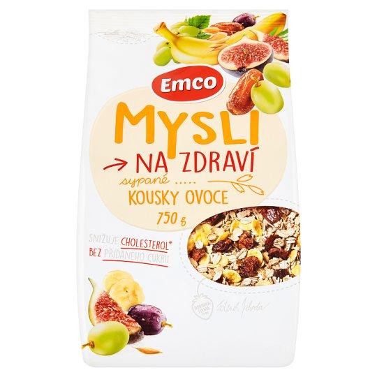 Emco Mysli na Zdraví Sprinkled Pieces of Fruit 750 g