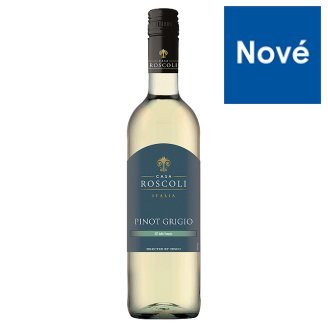 Casa Roscoli Pinot Grigio Dry White Wine 750 ml