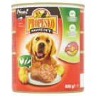 Propesko Complete Food for Adult Dogs with Poultry and Vegetables 800 g