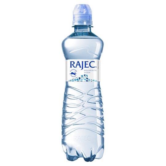 Rajec Pramenitá voda nesýtená 0,75 l