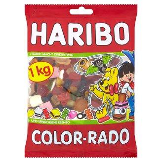 Haribo Color-rado zmes želé s ovocnou príchuťou 1000 g