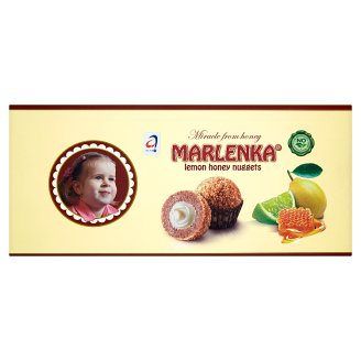 Marlenka Lemon Honey Balls 235 g