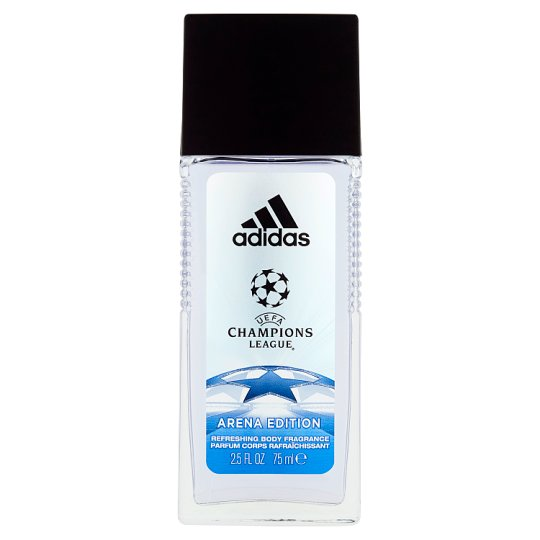 Adidas UEFA Champions League Arena Edition Refreshing Body Fragrance 75 ml