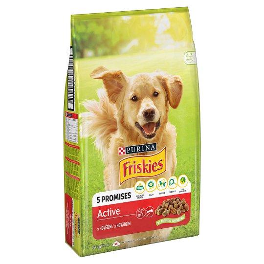 Friskies Active 10 kg