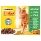 FRISKIES Multipack in Juice 12 x 100 g
