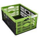 Tontarelli Green Folding Crate 32 L