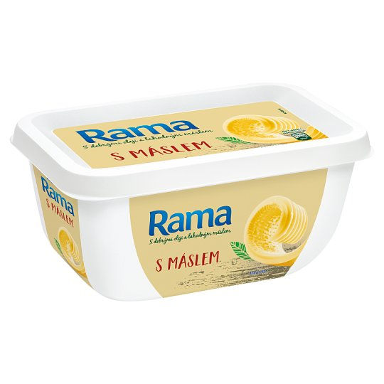 Rama with Butter 400 g