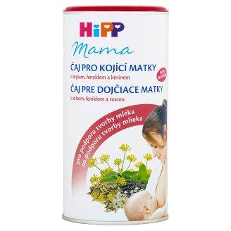 HiPP Mama Čaj pre dojčiace matky s anízom, feniklom a rascou 200 g