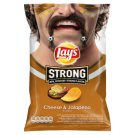 Lays Strong Cheese & Jalapeno 77 g