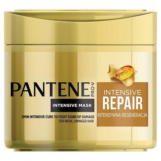 Pantene Intensive Repair Maska Na Oslabené A Poškodené Vlasy 300 ml