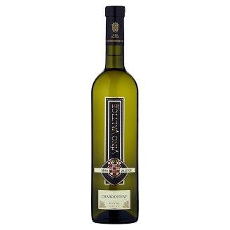 Víno Valtice Chardonnay biele suché víno 0,75 l