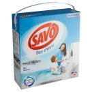 Savo without Chlorine Washing Powder for White Laundry 50 Washes 3.5 kg