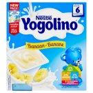 Nestlé Yogolino banán 4 x 100 g