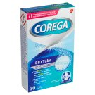 Corega Bio Tabs Cleansing Tablets for Dental Compensation 30 Tablets