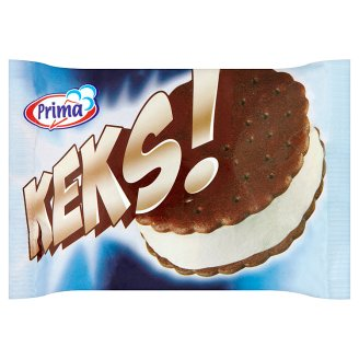 Prima Keks! Frozen Cream Cheese in Cocoa Biscuit 100 ml