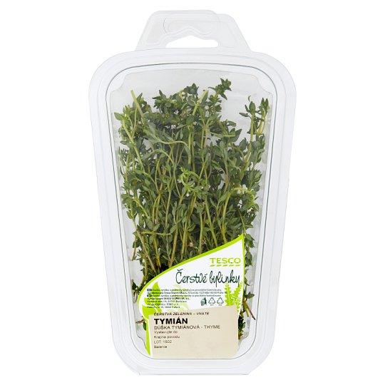 Tesco Čerstvé Bylinky Thyme 20 g