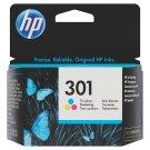 HP 301 Color Ink Cartridge