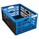 Tontarelli Blue Folding Crate 32 L