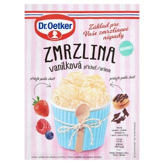 Dr. Oetker Zmrzlina vanilková aróma 66 g