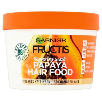 Garnier Fructis Papaya Hair Food balzam 390 ml