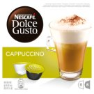 NESCAFÉ Dolce Gusto Cappuccino - Coffee Capsules - 16 Capsules Packed