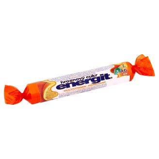 Energit Grape Sugar Multivitamin and Orange 17 Tablets 37.4 g