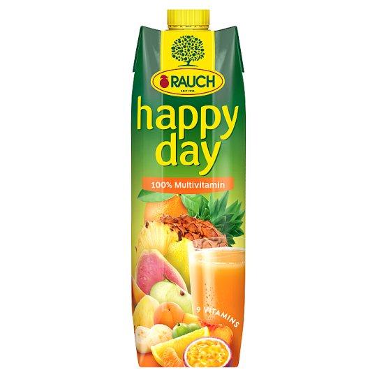 Rauch Happy Day 100% multivitamín 1 l