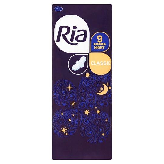 Ria Classic Night Pads 9 pcs