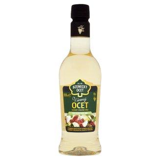 Bzenecký Ocet Ocot kvasný vínny biely 6% 500 ml