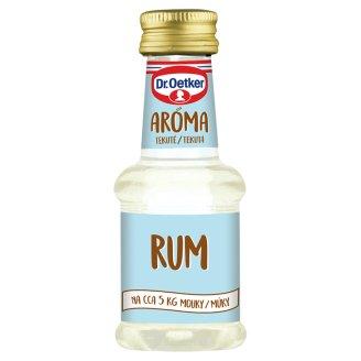 Dr. Oetker Aróma tekutá rumová 38 ml