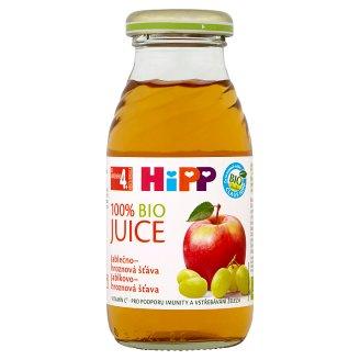 HiPP 100% Organic Apple - Grape Juice 0.2 L