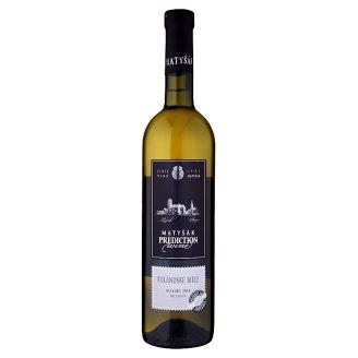 Matyšák Prediction Wine Rulandské biele akostné víno biele suché 0,75 l
