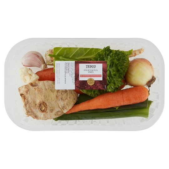 Sun Grown Soup Mixes Vegetables Tray 400 g