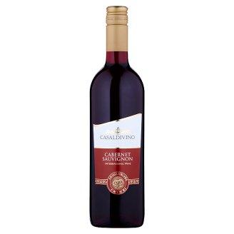 Casaldivino Cabernet Sauvignon víno červené suché 0,75 l