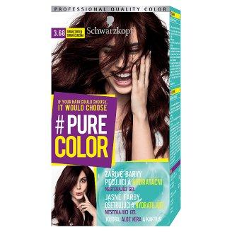 Schwarzkopf Pure Color farba na vlasy Tmavá Čerešňa 3.68
