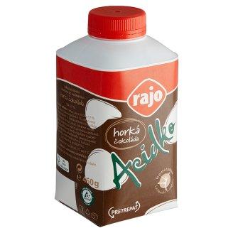 Rajo Acidko Zakysané mlieko horká čokoláda 450 g