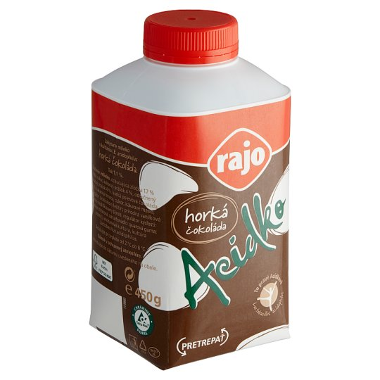 Rajo Acidko Sour Milk Dark Chocolate 450 g