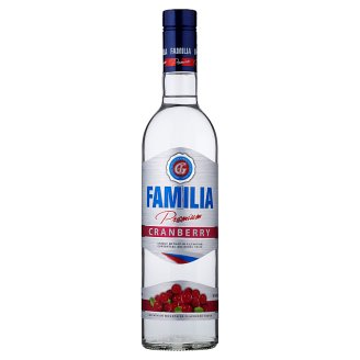 Familia Premium Cranberry Vodka 700 ml