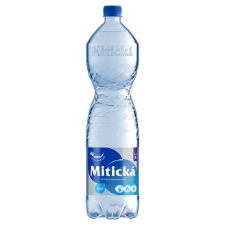 Mitická Natural Mineral Water Carbonated 1.5 L
