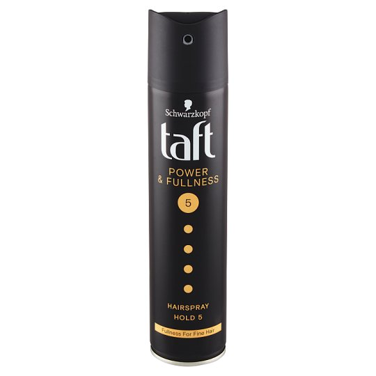 Taft Power & Fullness Hair Spray Mega Strong 5 250 ml